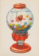"""322- ILLUSTRATORE - M.ROMAGNOLI - """"CHEWING-GUM"""" - EDIZIONI BEATRICE D'ESTE - Illustratori & Fotografie"""