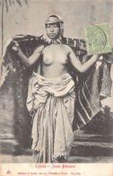 Nu Ethnique - TUNISIE - Jeune Bédouine - Ed. P. Louit 254 - Africa Settentrionale (Magreb)