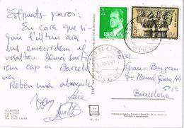 37060. Postal SOTO De LUIÑA (Oviedo) 1981. Vista Lago Enol De Covadonga - 1931-Heute: 2. Rep. - ... Juan Carlos I