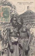 Nu Ethnique - SENEGAL - Jeunes Peuhles - Ed. Fortier 1300 - Africa Meridionale, Occidentale E Orientale