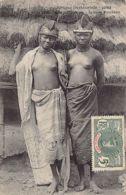 Nu Ethnique - GUINEE - Fouta-Djallon - Jeunes Foulahs - Ed. Fortier 1031 - Africa Meridionale, Occidentale E Orientale
