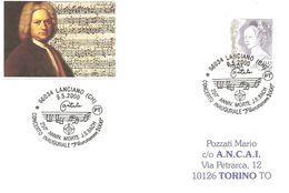 ITALIA - 2000 LANCIANO (CH) Giubileo 2000 250° Morte J.S. BACH - 3943 - Music