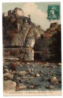 CPA ALGERIE - CONSTANTINE - 61.  Le Rhummel Et Sidi Rached - LL - Constantine