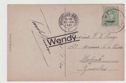 Zegel OC 65 Op Postkaart Malmedy - Stamped Stationery