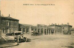 Maretz * La Gare De Busigny Et De Maretz - Altri Comuni