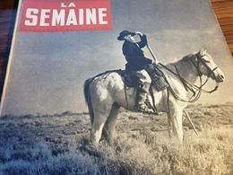SEMAINE 41/CAMARGUE BARONCELLI /SCAPHANDRIER /BICETRE ARTISANS /DUTILLEUX NICE /TRAIN PETAIN / - Livres, BD, Revues