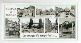 """Condom (32 Gers) """"les Images Du Temps Jadis""""   (PPP23499) - Publicités"""