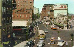 07 - 2020 - USA - ETATS UNIS - MAINE - PORTLAND - Congress Square - Portland