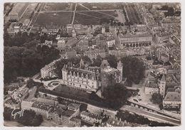 64 - PAU - Vue Aérienne - Le Château - La Place De Verdun Et Caserne Bernadotte - Ed. GREFF N° 1194 - Pau