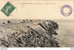 D33  LA POINTE DE GRAVE  La Digue  .... - France