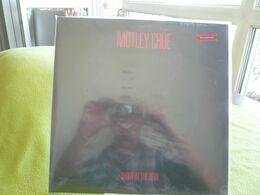 Motley Crue - 33t Vinyle Rouge - Shout At The Devil - Neuf & Scellé - Hard Rock & Metal