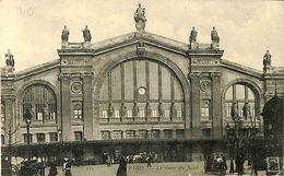 029 960 - CPA - France (75) Paris - La Gare Du Nord - Metro, Stations