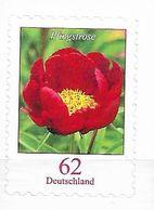 2014 Deutschland Mi. 3121**MNH  Bookletstamp Pfingstrose (Paeonia Sp.) - Ongebruikt