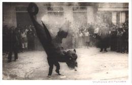 ES VILAFRANCA DE PANADES - Carte Photo CUYAS - El Drach - Le Dragon - Animée - Belle - Carnevale