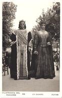 ES VILAFRANCA DE PANADES - CUYAS 52 - Los Gigantes - Animée - Belle - Carnevale