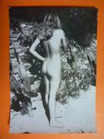 ILE DU LEVANT - Photo Originale D'époque Années 70 Du Modèle Principal De Cette Ile Naturiste Légendaire - Nus Adultes (< 1960)