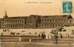 BERCK PLAGE HOPITAL ROTHSCHILD - Berck