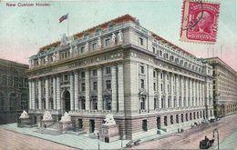 07 - 2020 - USA - ETATS UNIS - NEW YORK - New Custom House - New York City