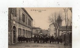 PINOLS L'ENTREE DE LA VILLE ROUTE DE LANGEAC - Francia