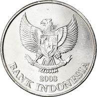 Monnaie, Indonésie, 500 Rupiah, 2008, Perum Peruri, SUP, Aluminium, KM:67 - Indonésie
