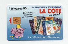 "Télécarte "" La Cote"" - Telefonkarten"
