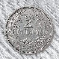 Uruguay 2 Centesimos 1936  #15 - Uruguay