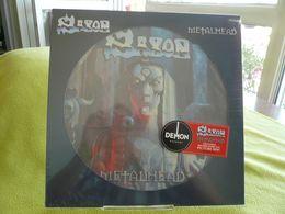 Saxon - 33t Vinyle Picture Disc - Metalhead - Neuf & Scellé - Hard Rock & Metal
