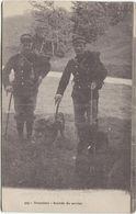MORTEAU 1914 Douaniers - Altri Comuni