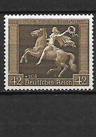 220-ALLEMAGNE-III REICH-YT 612 5ème Ruban Au Profit Des Postiers Allemands Neuf * - Ongebruikt