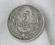 Uruguay 5 Centesimos 1901  #15 - Uruguay