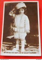 RUSSIA - RUSSIE -  Le Tsarevitch Alexius , Prince Héritier De Russie - Familles Royales