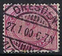 ALLEMAGNE 1875: Le Y&T 43 TB Obl. CAD - Gebruikt
