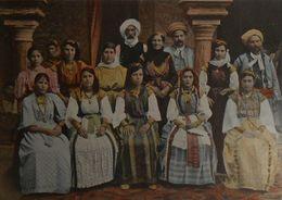 Algérie. Noce Juive Dans La Province D'Oran. Photogravure Fin XIXe. - Stampe & Incisioni