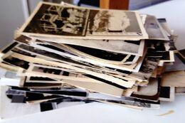 Lot De 200 Photos Originales Sur Le Thème Du Couple Vers 19400/1970 - Voir Photos - Personnes Anonymes