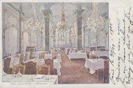 Hôtels Et Restaurants - Paris 75 - Grand Hôtel Place Opéra - Restaurant - Oblitérations 1905 Paris Liège Exposition - Alberghi & Ristoranti