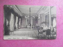CPA SUISSE VEVEY GRAND HOTEL GRAND SALON - VD Vaud