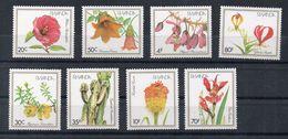 RWANDA - 1982 - FLEURS - FLOWERS - BLUMEN - - Rwanda