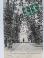Carte Postale Des Trois-Moutiers, Château De La Motte-chandenier, La Chapelle, 29 Septembre 1908 - Les Trois Moutiers