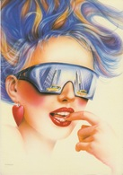 "322- ILLUSTRATORE - L. PATRIGNANI - ""NEW YORK REFLECTIONS"" - Illustratori & Fotografie"