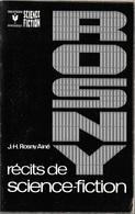 Marabout 523 - ROSNY Aîné, J.H. - Récits De Science-fiction (BE+) - Marabout SF