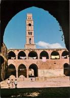 Israel - Acre - Khan El Umdan With Clock Tower - La Tour De L'Horloge - CPM - Carte Neuve - Voir Scans Recto-Verso - Israel