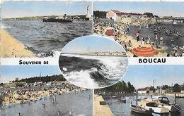 SOUVENIR DE BOUCAU  IMAGES MULTIPLES - Boucau