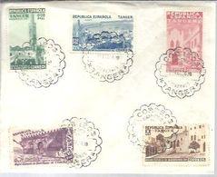 MATASELLOS 1937  CORREOS TANGER - Espagne