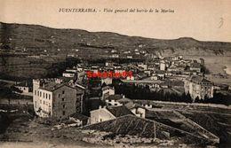 Fuenterrabia - Vista General Del Barrio De La Marina - Other