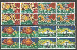 4x GUERNSEY - MNH - Europa-CEPT - Art - 1994 - 1994