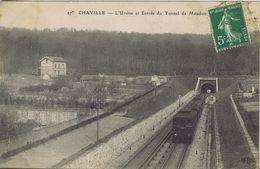 92 - Chaville (Hauts-de-Seine) - L'Ursine Et Entrée Du Tunnel De Meudon - Chaville