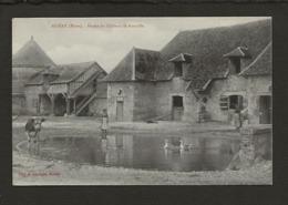 27 Alizay / Ferme Du Château De Rouville ( Abreuvoir,mare ) - Altri Comuni