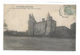 LA VENDEE PITTORESQUE ST MARTIN DES NOYERS VIEUX CHATEAU DE LA GREVE - Francia