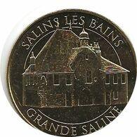 Salins Les Bains - 39 : Grande Saline (Monnaie De Paris, 2018) - 2018