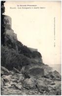 33 BLAYE - Les Remparts à Marée Basse - Blaye